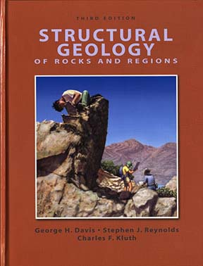 "Cover of ""Structural Geology - 3rd ed."""