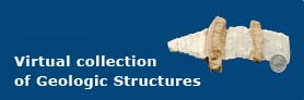 Button link to virtual collection of geologic structures